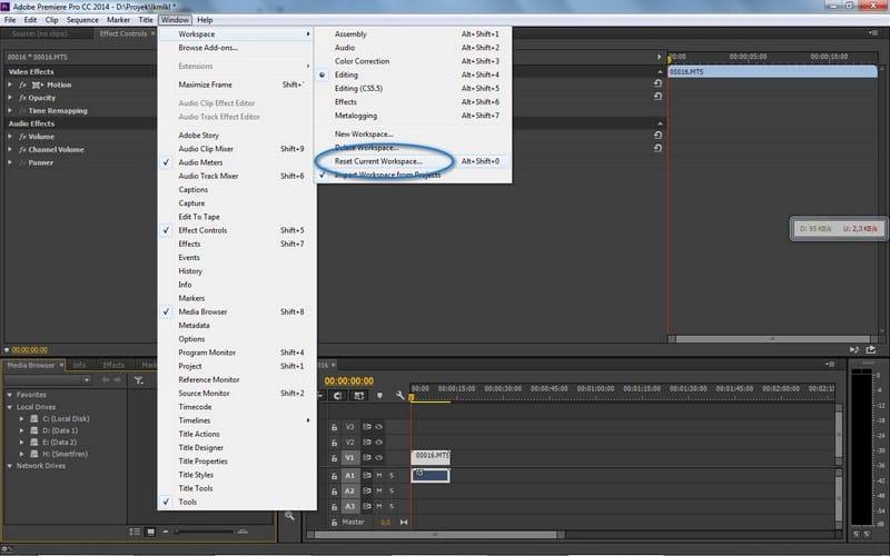 Mengembalikan Jendela Yang Hilang di Adobe Premiere   Darmawan Blog