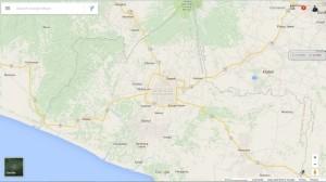 map jogja