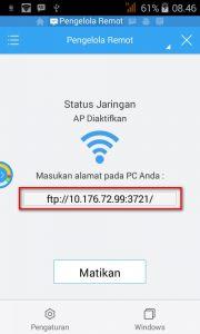 berbagi file lewat wifi 3