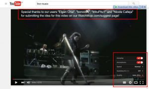 Mematikan Annotations Youtube 1