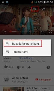 playlist youtube 2