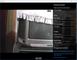 webcam windows 10 3