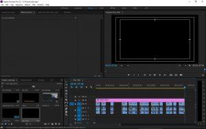 Menghapus Ruang Kosong di Timeline Adobe Premiere