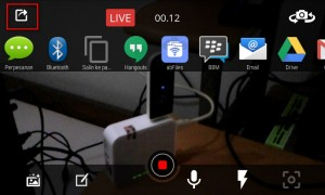 live youtube lewat ponsel Android 3
