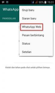 Logout Semua Whatsapp Web