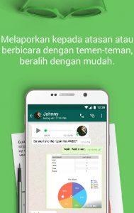 Online Dua Akun BBM, Whatsapp, dll di Android
