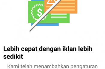 Pemblokir Iklan di Opera Mini Android