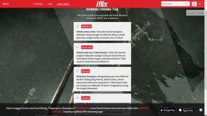 Mengaktifkan Mode Pengaturan Orang Tua di iFlix 3