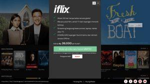 mencoba iflix gratis 30 hari