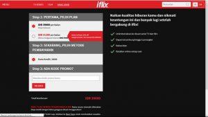 mencoba iflix gratis 30 hari 6