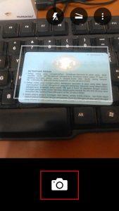 Cara Mudah Memotret Dokumen Dengan Lurus Melalui Ponsel