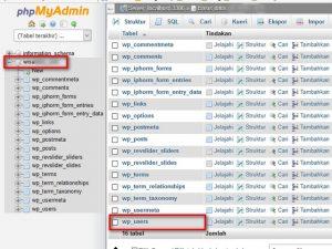 Ganti Password Blog WordPress Lewat Cpanel 2