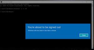 Shutdown Windows 10 Secara Otomatis Tanpa Install Aplikasi