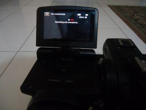 remote sony mc2500 dengan ponsel 2