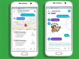Kelebihan Google Allo Dibanding Aplikasi Chat Lain