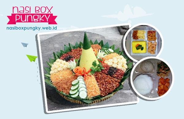 nasi box yogyakarta 2
