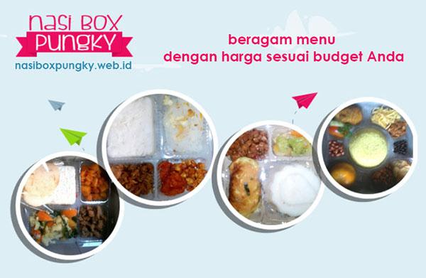 nasi box yogyakarta