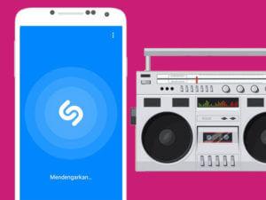 Mencari Judul Lagu Secara Offline dengan Shazam Lite
