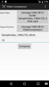 Mengecilkan Ukuran Video di Android Hingga 1MB