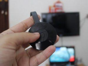 Unboxing Chromecast Generasi Kedua