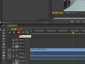 Unlink Video Audio di Adobe Premiere dengan Cepat
