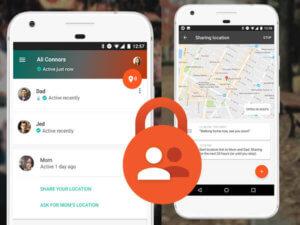 Memantau Lokasi Keluarga dengan Google Trusted Contact