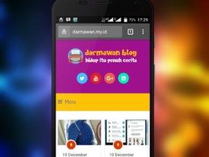 Bikin Screenshot dalam Frame Ponsel