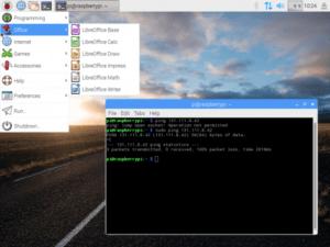 Ringannya OS Pixel dari Raspberry Pi di Laptop Tua