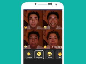 FaceApp Bikin Wajah jadi Muda dan Tua