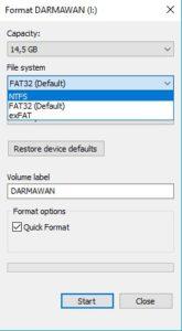 Tips Jika Gagal Mengcopy File Ukuran Besar ke Flashdisk