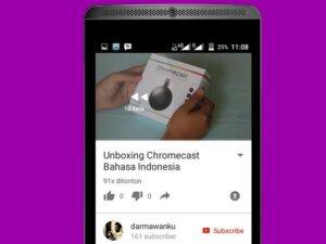 Loncat 10 Detik di Youtube