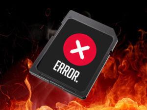 Memperbaiki SDCard Yang Minta Format