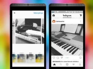 Upload Banyak Foto Sekaligus di Instagram