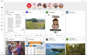 Upload Foto Instagram Lewat Windows 10