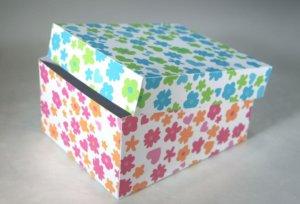Membuat kotak kado sendiri