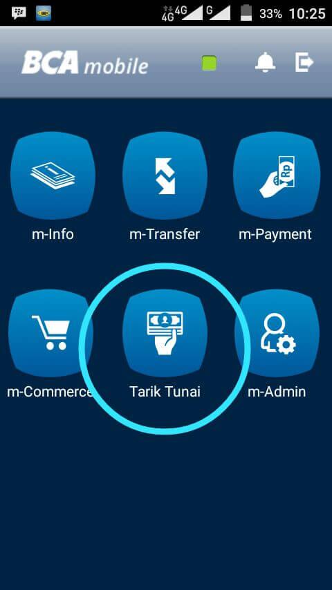 Ambil Uang di Atm BCA Tanpa Kartu Atm | Darmawan Blog