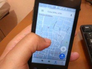 Zoom di Google Maps dengan Satu Jari Saja