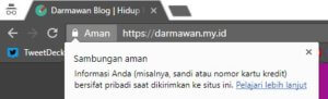 Setting Https di WordPress dengan SSL Gratisan