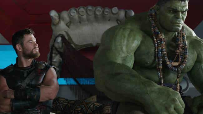 Thor Ragnarok Penuh Komedi dan Berwarna Warni