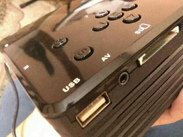 Switch Laptop dan Kamera Mempergunakan Proyektor