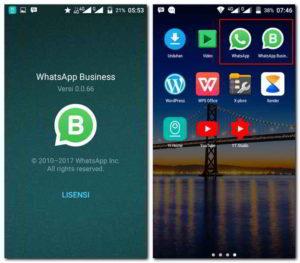 Perbedaan Whatsapp Business dengan Akun Biasa