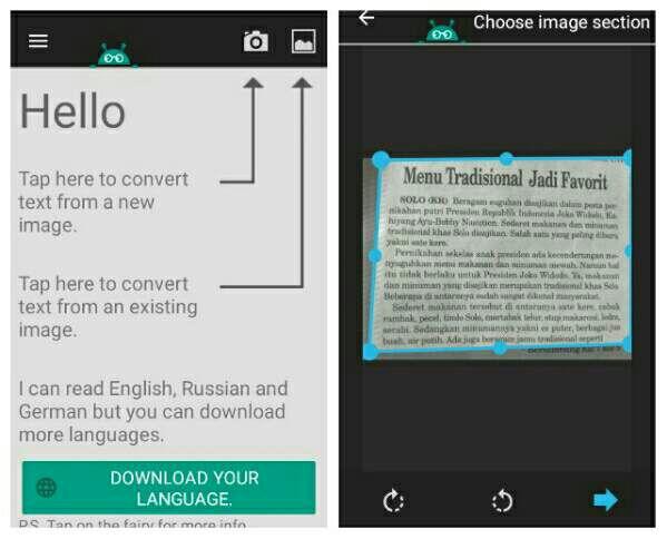 Text Fairy Aplikasi Kalau Males Ngetik