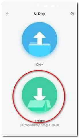 Cara Menggunakan Mi Drop di Ponsel Bukan Xiaomi