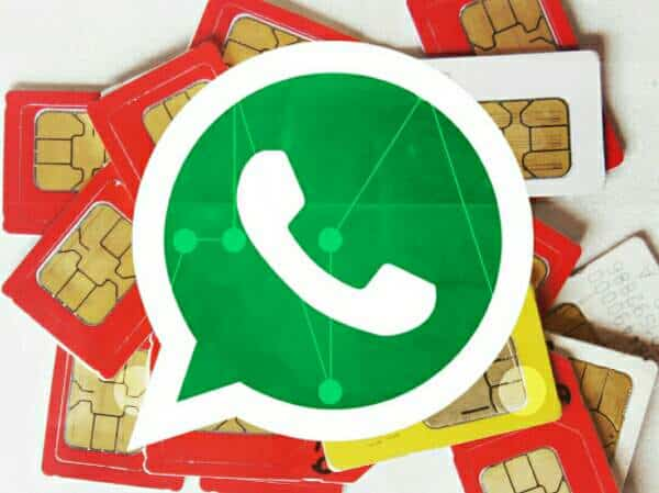 bahaya memakai nomor yang hangus di Whatsapp