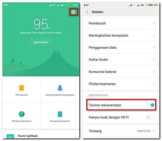 Menghilangkan Iklan di File Manager Xiaomi Redmi 5A