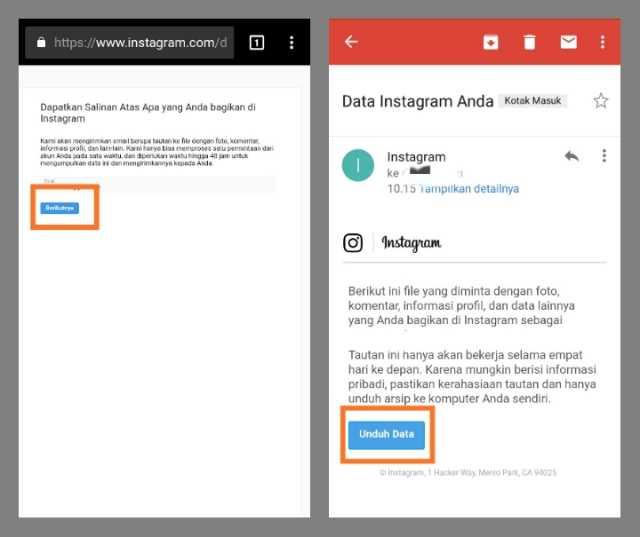 Cara Download Semua Foto Yang Pernah Diupload di Instagram