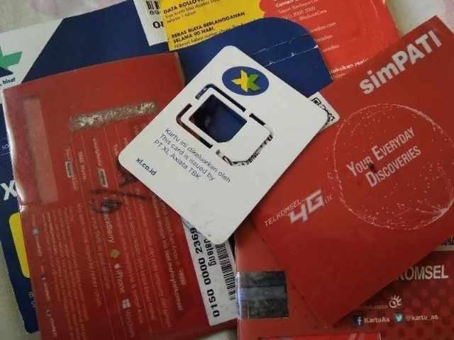 Cara Mudah Unreg Registrasi Kartu Prabayar  Darmawan Blog