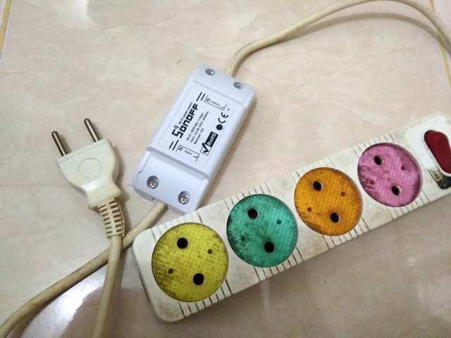 Cara Setting Sonoff Untuk Mematikan Lampu Lewat Ponsel