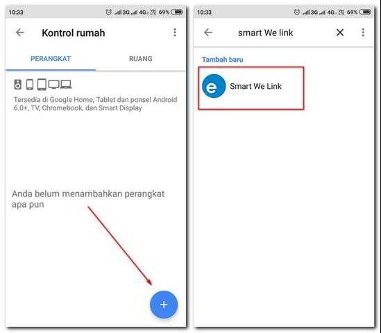 Mengendalikan Sonoff Dengan Google Assistant