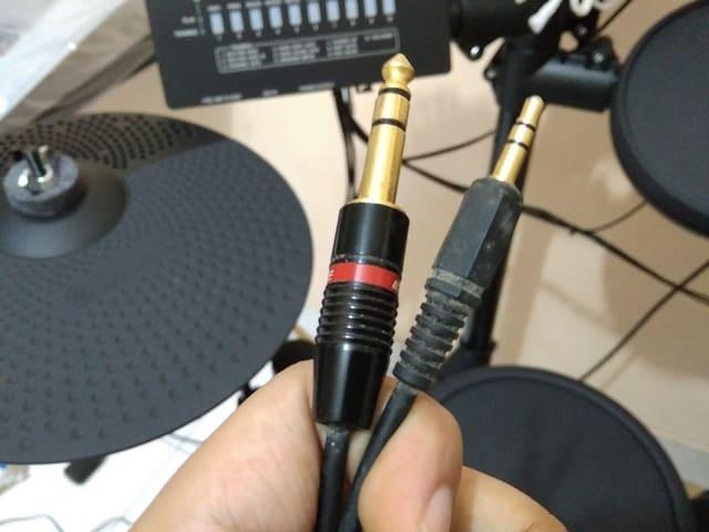 Rekam Suara Drum Elektrik Ke Komputer